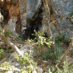 Eingang der Kronos-Höhle