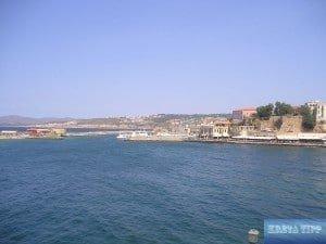 Venezianische Hafen von Chania