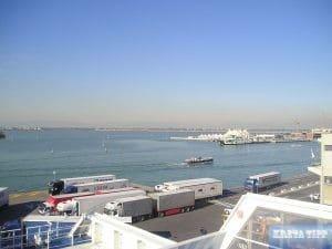 Fährterminal Venedig