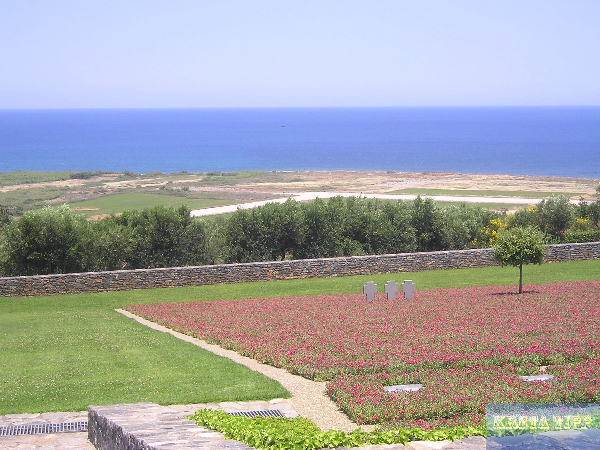 Maleme Soldatenfriedhof