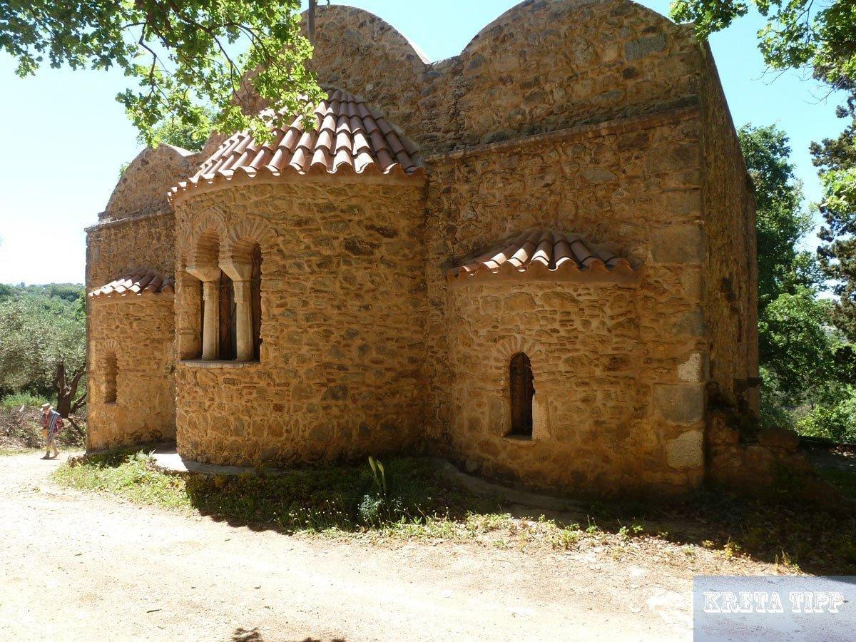 Byzantinische Kirche Agios Pandeleimon