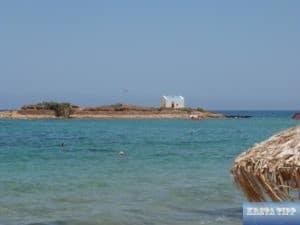 kleine Insel Malia
