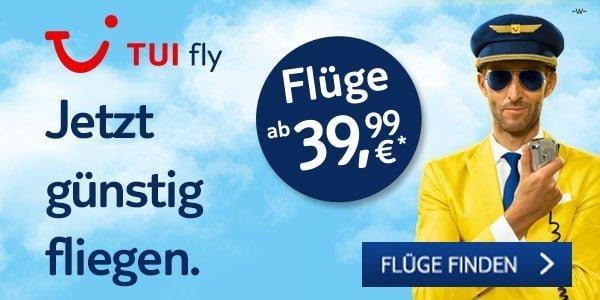 TUIfly.com - Die besten Airlines kombinieren & sparen!