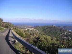 Strasse Neapoli - Elounda