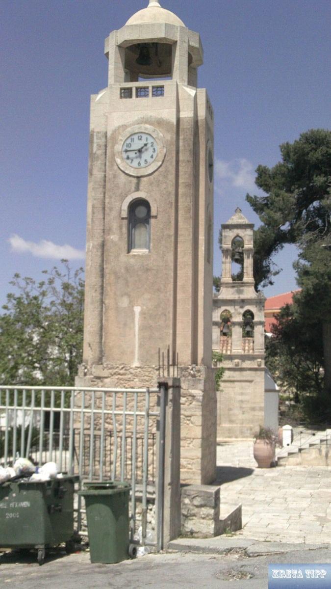 Panagia-Kirche