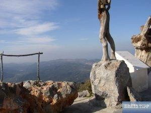 Aussichtspunkt am Homo-Sapiens-Park