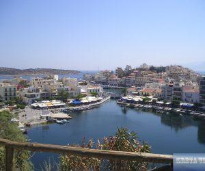 Wegbeschreibung Agios Nikolaos