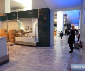 Wegbeschreibung Archäologisches Museum