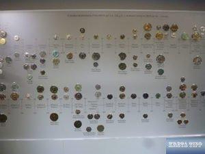 Römische Münzen auf Kreta