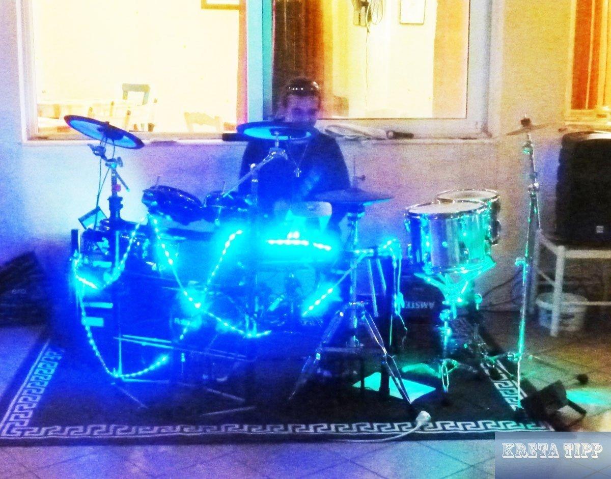 Eddy Winter live in Istron