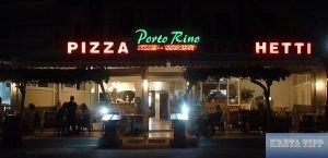 Pizzeria 'Porto Rino'