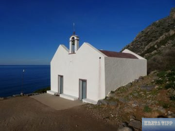 kleine Kapelle östlich von Milatos