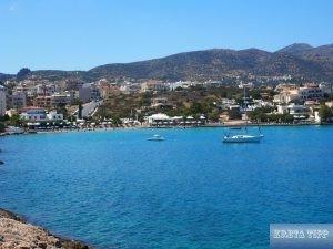 Stadtstrand von Agios Nikolaos
