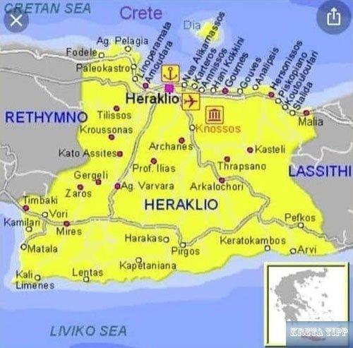 Präfektur von Heraklion