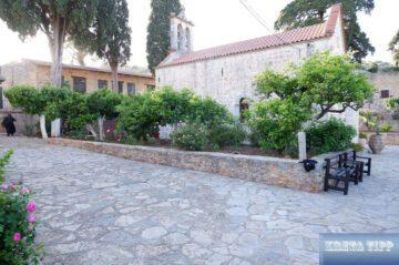 Kloster Moni Aretiou