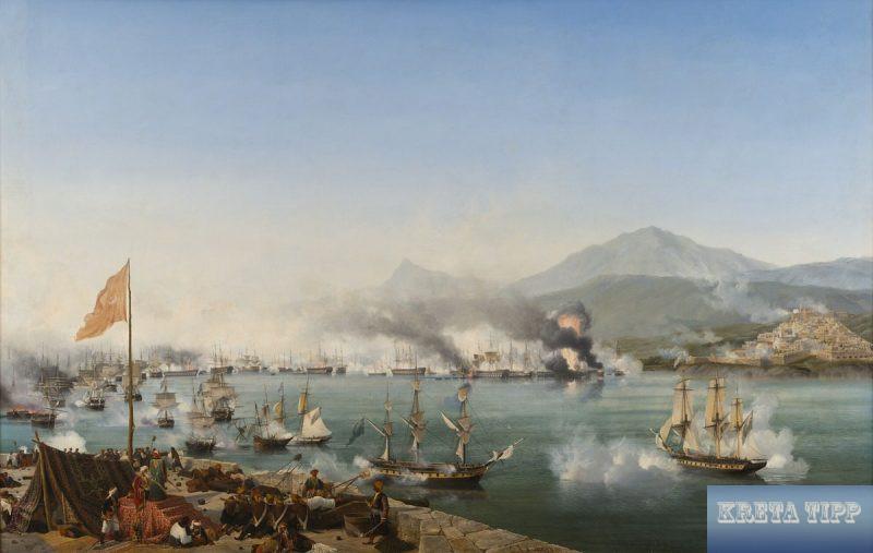 Seeschlacht von Navarino